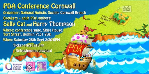 PDA Conference Cornwall