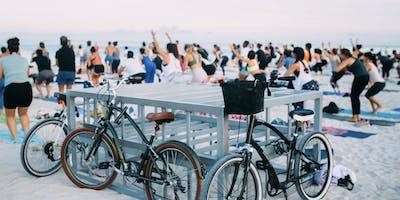 Moonlight Yoga by Equinox South Beach