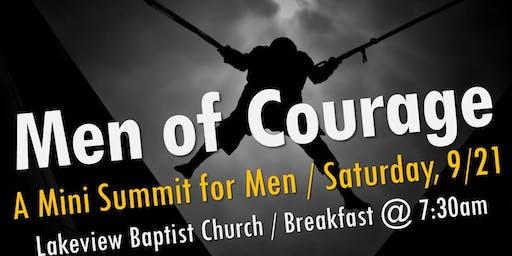 Men of Courage Mini Summit