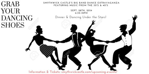 Smythwick Castle's Big Band Dance Extravaganza