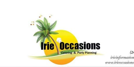 A Taste of Jamaica featuring Irie Occasions tickets