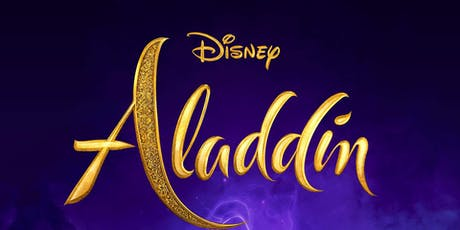NBS Fall Family Flick: 2019 Disney's Aladdin tickets