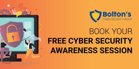 Cyber Security Awareness Session tickets
