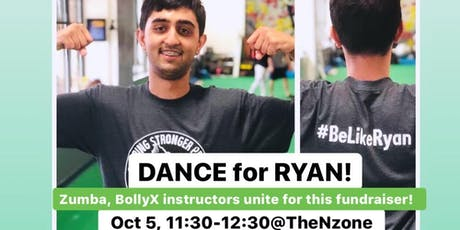 DANCE for RYAN!!! tickets