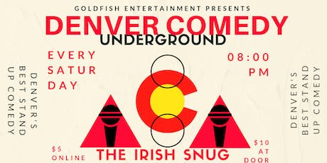 Denver Comedy Underground tickets