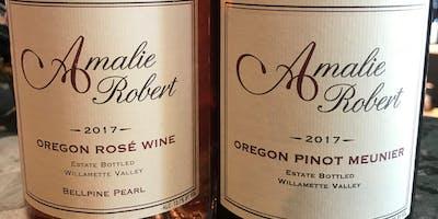 Meet the Winemaker Event: Amalie Robert Estate