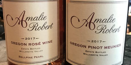 Meet the Winemaker Event: Amalie Robert Estate tickets