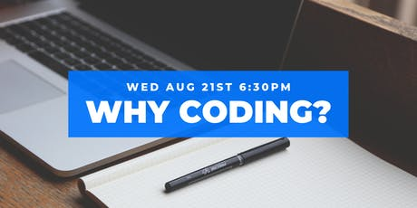 Why Coding Meetup in Irvine tickets