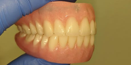 Dentures: Fit, Bite, and Smile tickets