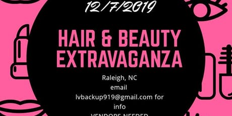 Hair & Beauty Extravaganza tickets