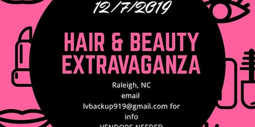 Hair & Beauty Extravaganza