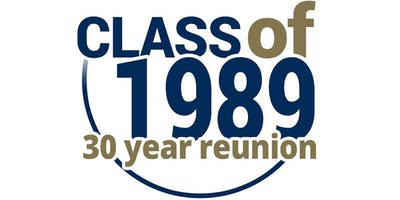 Havre De Grace High School Class of 1989 30th Reunion