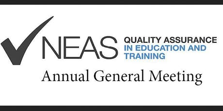 NEAS AGM 2019 tickets
