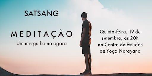 SATSANG ≈ MEDITAÇÃO