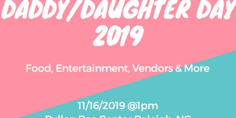 Daddy Daughter Day tickets