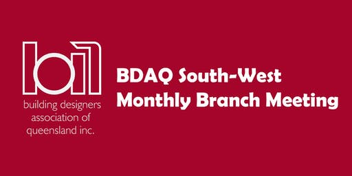 BDAQ SW Branch Meeting - October 2019