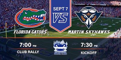 Charleston Gator Club: UT Martin vs. Florida Watch Party