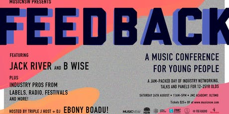 FEEDBACK: A music conference for young people tickets