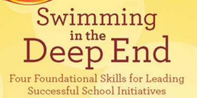 "MCCL Author Webinars & Book Talk: ""Swimming in the Deep End: Four Foundational Skills for Leading Successful School Initiatives"" by Jennifer Abrams 3 p.m. - 4:30 p.m. EST"