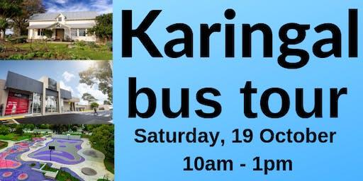 Karingal Bus Tour