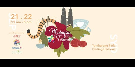 VIP Invitation - Official Opening Ceremony of Malaysia Festival 2019 tickets