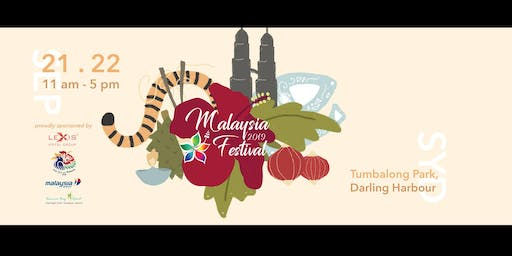 VIP Invitation - Official Opening Ceremony of Malaysia Festival 2019