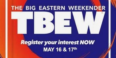 TBEW 2020 The Big Eastern Weekender MAGPAS
