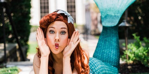 """The Waterfront Festival in Havre de Grace presents """"A Live Ariel Show"""" with a screening of """"The Little Mermaid"""""""