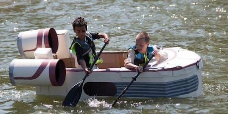 Trail Life Troop WI - 122:1 Cardboard Boat Races tickets