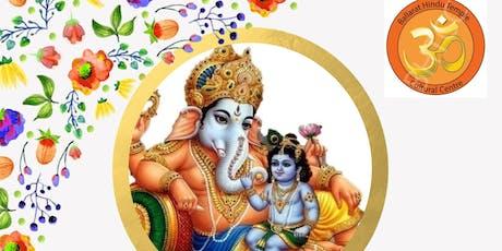 Ganesh Chaturthi and Sri Krishna Janmashtami tickets