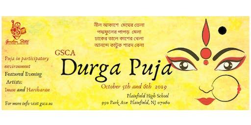 GSCA Durga Puja 2019