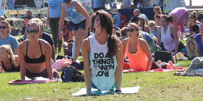 Yoga In The Park: Reid Park – Every Sunday