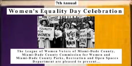 Women's Equality Day Celebration tickets