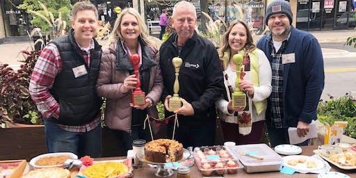 2019 Golden Apple Dessert Bake-off