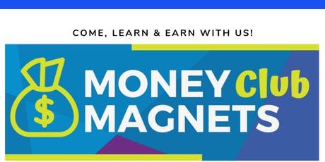 Money Magnets Club - The Nest 8/31 tickets