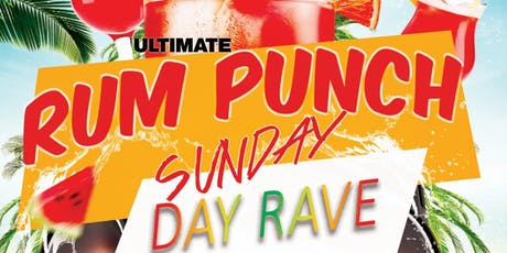 Rum Punch Sunday tickets