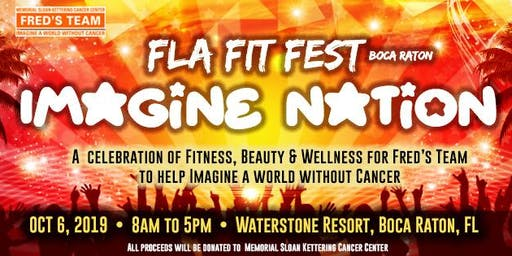 FLA Fit Fest: Imagine Nation -  Fred's Team Imagine a Day without Cancer