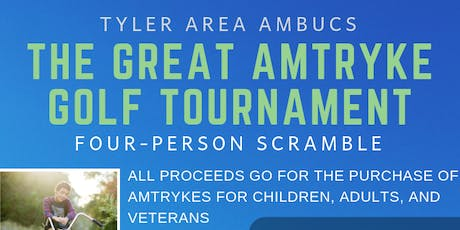 The Great Amtryke Golf Tournament tickets