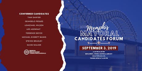 Memphis Mayoral Forum tickets