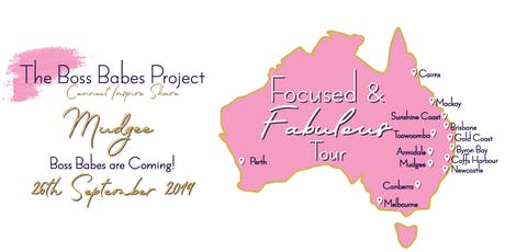 Mudgee, NSW  - Focused and Fabulous Tour tickets