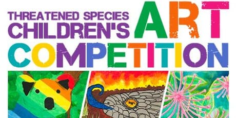 Threatened Species Art Competition Award Ceremony and Exhibition Launch tickets