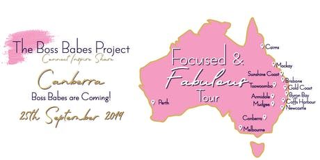 Canberra - Focused and Fabulous Tour tickets
