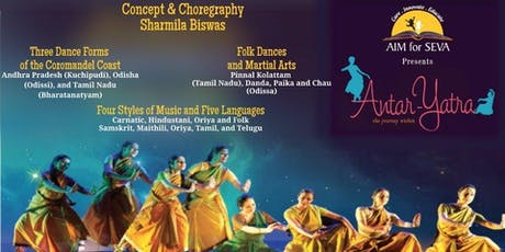 Antar-Yatra by Aim for Seva Seattle tickets