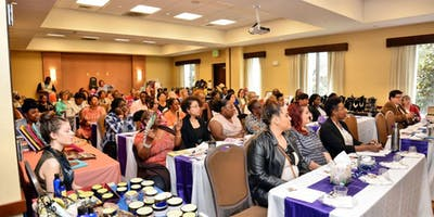"""Sixth Annual """"Geri Speak"""" Conference - 5 powerful speakers, lunch & vendors"""