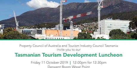 Tasmanian Tourism Development Luncheon  tickets