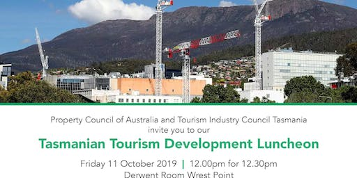 Tasmanian Tourism Development Luncheon