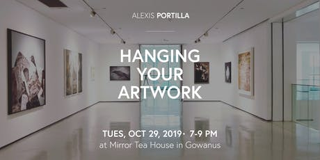Hanging Your Artwork tickets