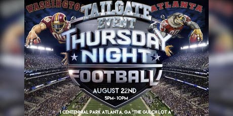 Tailgate Kickoff Party 3 tickets