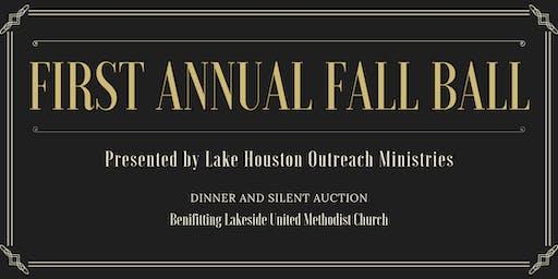 Lake Houston 1st Annual Fall Ball