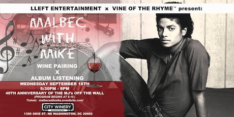 Malbec with Mike: A Wine Pairing x Album Listening Experience tickets
